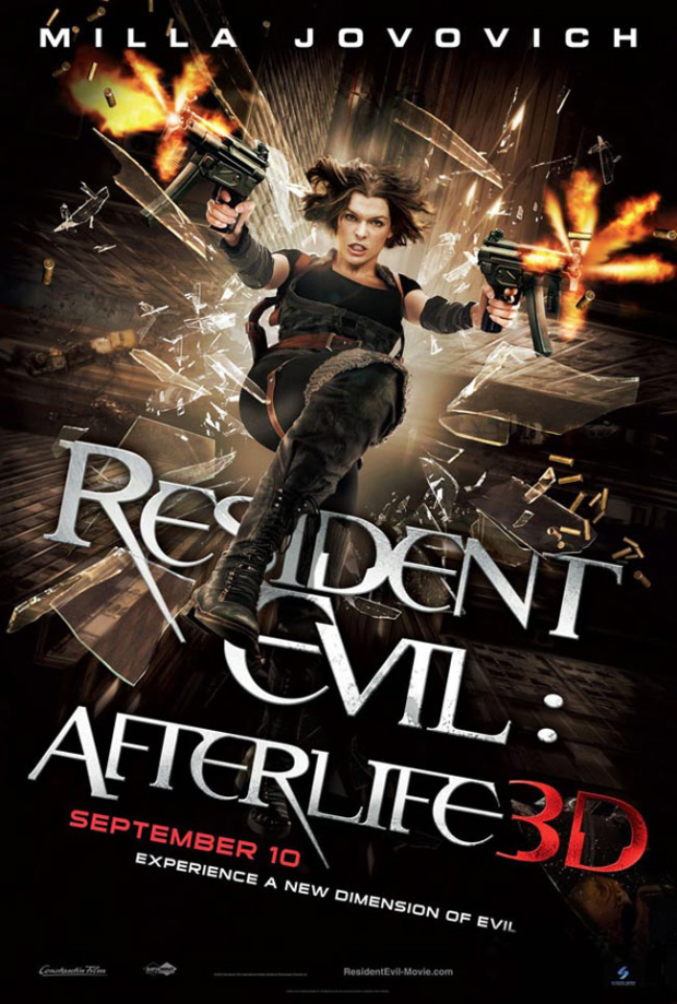 Re: Resident Evil: Afterlife (2010)
